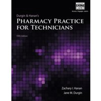 Pharmacy Practice for Technicians by Jane M. Durgin, Zachary Hanan (Mixed media product, 2014)