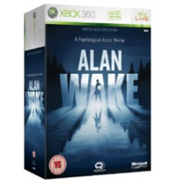 Alan Wake Limited Collector's Edition Game