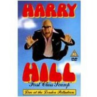 Harry Hill Live: First Class Scamp DVD