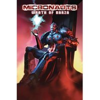 Micronauts Wrath Of Karza