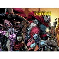 Teenage Mutant Ninja Turtles Villians Collection Hardcover
