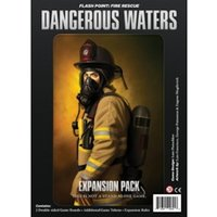 Flash Point Dangerous Waters Expansion Game