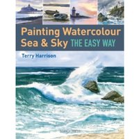 Painting Watercolour Sea & Sky the Easy Way