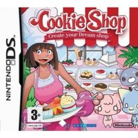 Cookie Shop Game