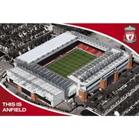 Liverpool Anfield Poster