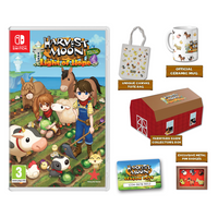 Harvest Moon Light of Hope Collector's Edition Nintendo Switch Game