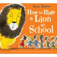 How to Hide a Lion at School Gift edition
