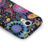 YouSave Accessories Samsung Galaxy S4 Mini Jellyfish Gel Case - Multicoloured