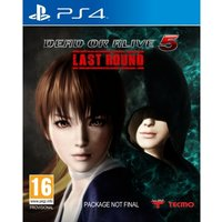 Dead or Alive 5 Last Round PS4 Game