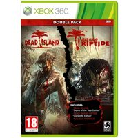 Ex-Display Dead Island Double Pack Xbox 360 Game
