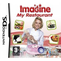 Ex-Display Imagine My Restaurant Game