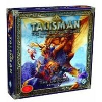 Ex-Display Talisman The Magical Quest Game The Dragon Expansion