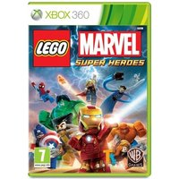 Ex-Display Lego Marvel Super Heroes Game