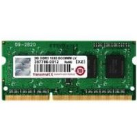 Transcend 2GB Memory Module 1333MHz DDR3L Unbuffered Non-ECC CL9 204-pin SO-DIMM