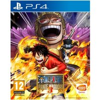 One Piece Pirate Warriors 3 PS4 Game