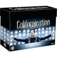 Californication The Complete Collection DVD