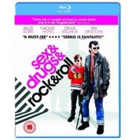 Sex & Drugs & Rock and Roll Blu-Ray