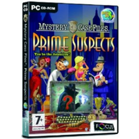 Mystery Case Files Prime Suspects Game