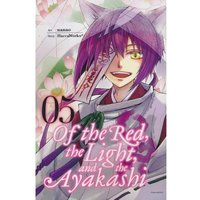 Of The Red, Light & Ayakashi Volume 5