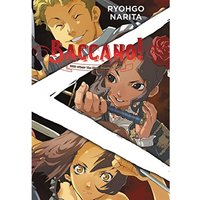 Baccano!, Vol. 6 (light novel): 1933 The Slash -Cloudy to Rainy-
