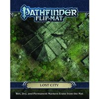 Pathfinder Flip-Mat Lost City