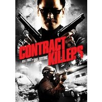 Contract Killers DVD