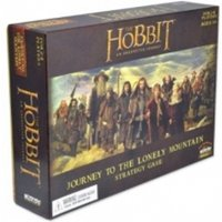 The Hobbit A Journey to the Lonely Mountain Board Game