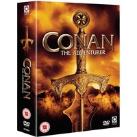 Conan the Adventurer DVD