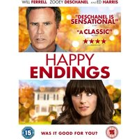 Happy Endings DVD
