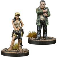 The Walking Dead: All Out War - Rosita and Eugene Booster