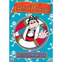 Captain Pugwash - Sticky Moments And Other Swashbuckling Adventures DVD