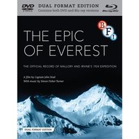 The Epic of Everest Blu-ray & DVD