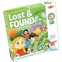 Story Games - Lost & Found