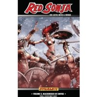Red Sonja: She-Devil with a Sword TP Vol 10 Machines of Empire TP