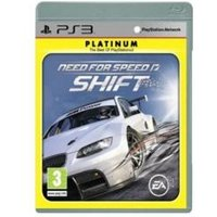 Ex-Display Need For Speed NFS Shift Game (Platinum)