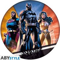 Dc Comics - Justice League Mouse Mat