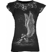 Spiral Enslaved Angel T-Shirt Small One Colour