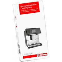 Miele 10 Cleaning Tablets for Coffee Machines - GP CL CX 0102 T