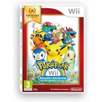 Pokepark Pikachus Pokemon Adventure (Selects) Game