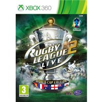 Rugby League Live 2 World Cup Edition Game