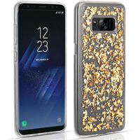 Samsung Galaxy S8 Tinfoil Case - Gold
