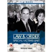 Law & Order: Special Victims Unit - Season 3 - Complete [2001] [DVD] (2001)