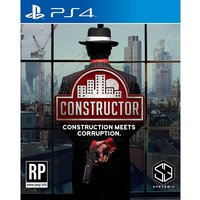 Constructor PS4 Game