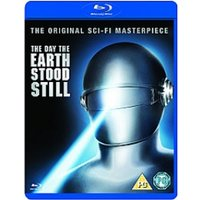 Day The Earth Stood Still Blu-ray