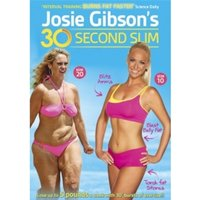 Josie Gibson's 30 Second Slim DVD