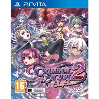Criminal Girls 2 Party Favours PS Vita Game