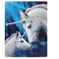 Small Sacred Love Canvas Picture by Lisa Parker