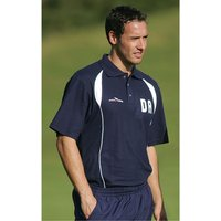 Precision Ultimate Moisture Management Polo Navy/White 50-52