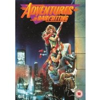 Adventures In Babysitting Rental DVD