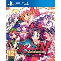 Touhou Kobuto V Burst Battle PS4 Game